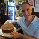 Meet our new sponsor: a retired RAF test pilot who bakes cakes for charity