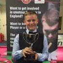 Olly Gibbs: National U14 champion