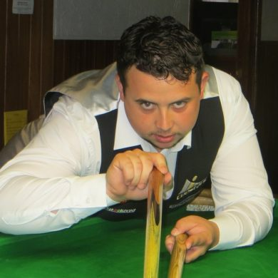 Billy Castle claims maiden professional win – over Jimmy White