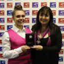 Chloe retains Eden Masters U21 title