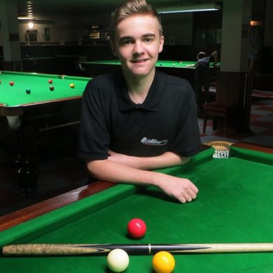 Hughes heads Gold Tour's three-ball wizards