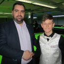 £1,000 sponsorship for 14-year-old