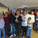 Morgan claims first title for 25 years