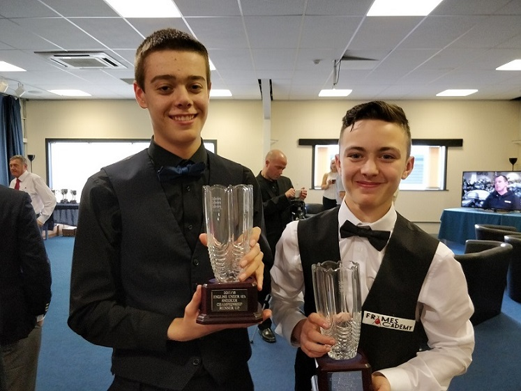 National runners-up but heads held high
