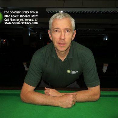 Snooker Crazy to sponsor Cuestars Championship