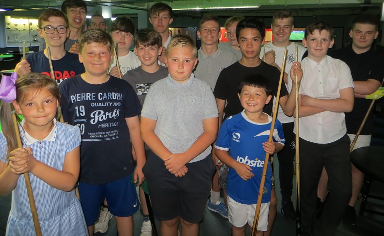 Laxton regains Waterlooville junior title