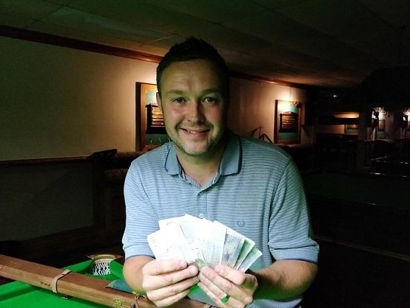 Newcomer Hancorn takes honours in Swindon