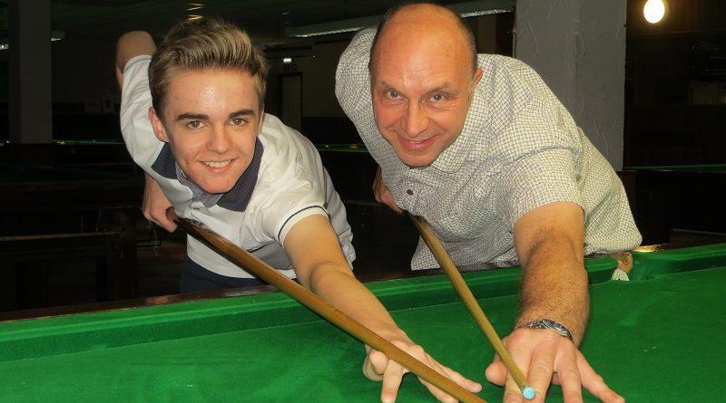 Steven Hughes taps up plumbing firm for £1,000 sponsorship