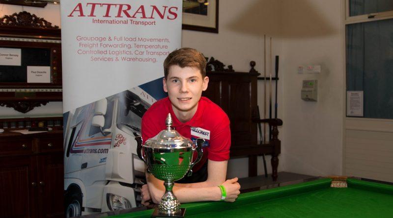 Connor Benzey wins in Malta