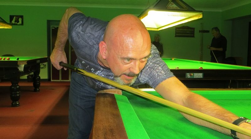 Paul Burt claims first ever title