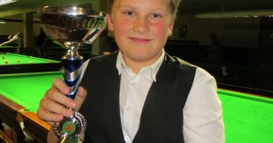 Owen Jenkins, youngest Bronze champion