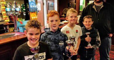 Trophy day for Salisbury juniors