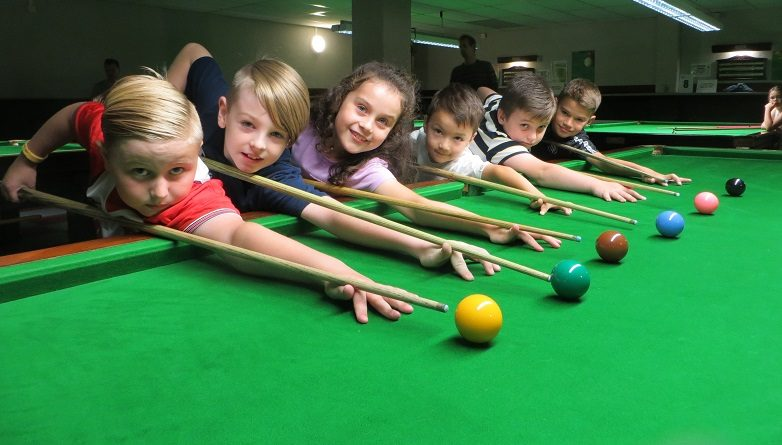 The Junior Big Fat Snooker Quiz