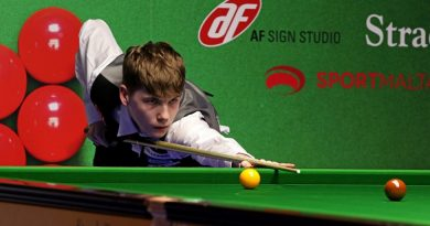 £3,000 jackpot for English Open wildcard Benzey