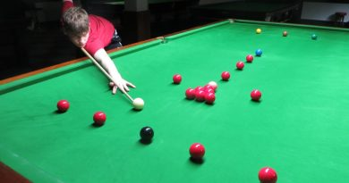 Practise like a champion with the Cuestars Snooker Academy