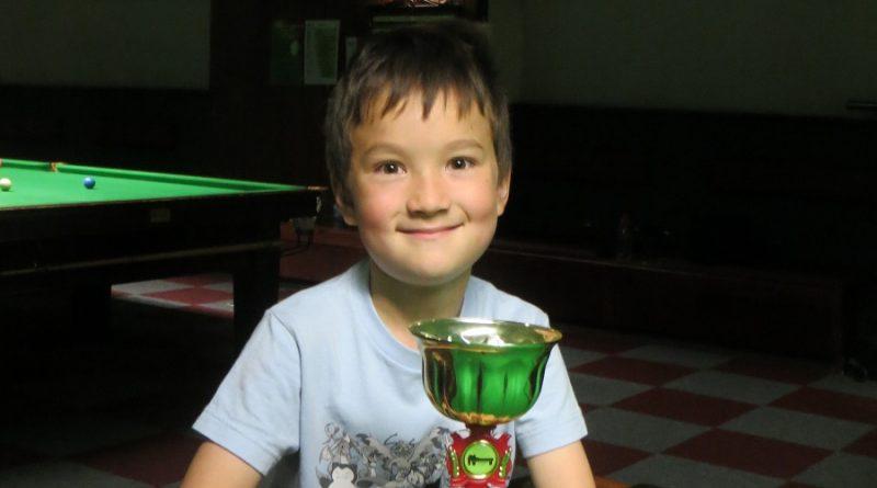 William Thomson claims second title