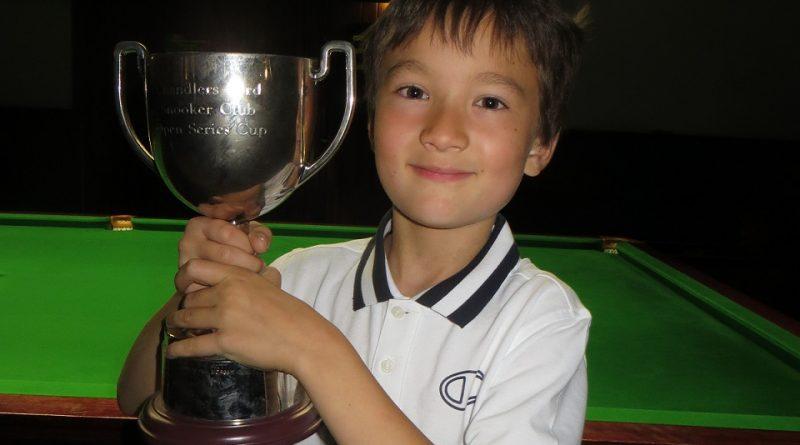 Nine-year-old wins £500